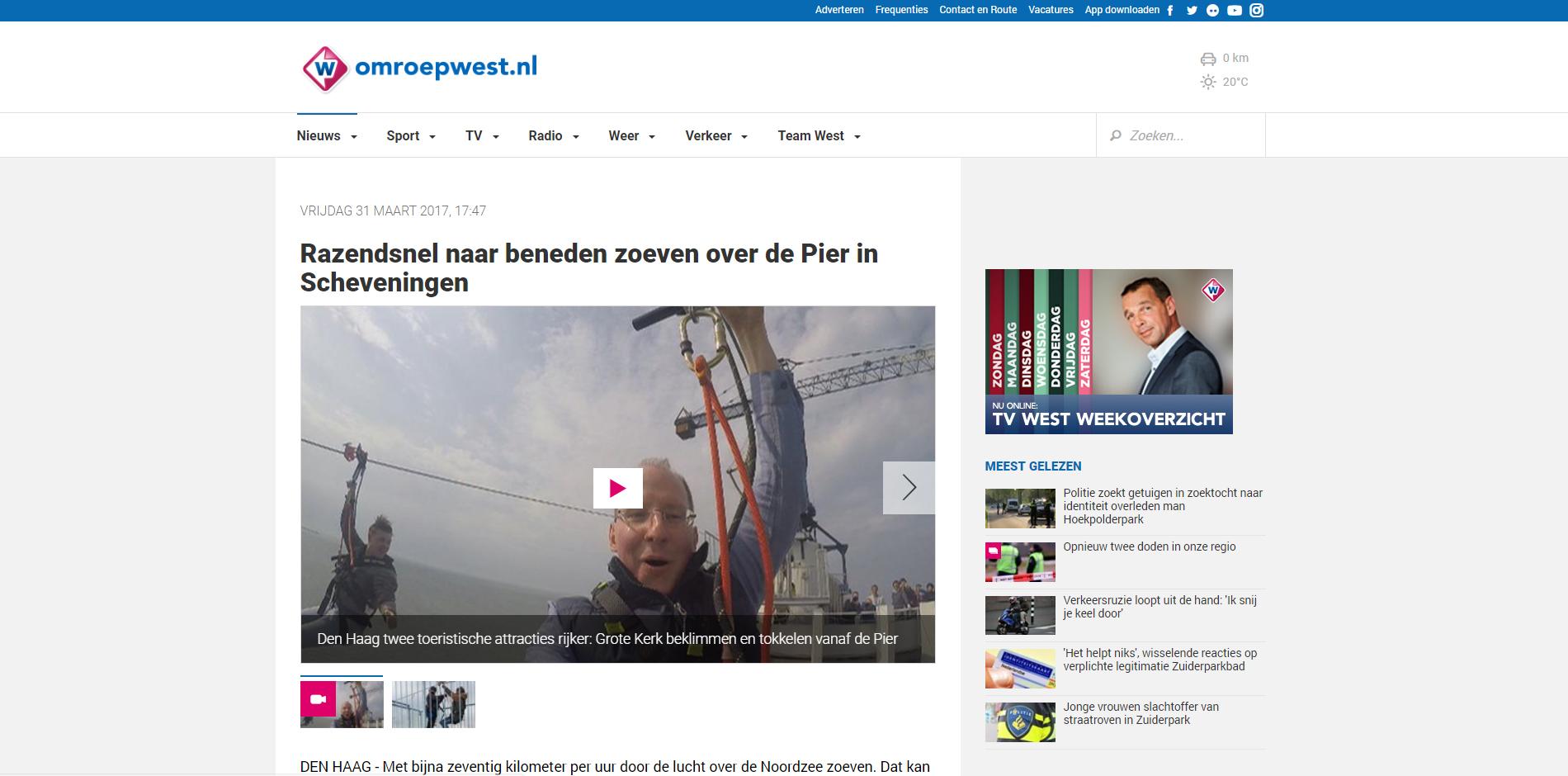 Zip Holland Omroep West